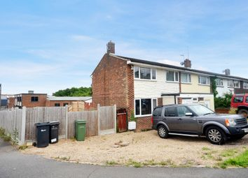 Thumbnail 3 bed end terrace house for sale in Park Drive, Braintree