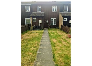 Thumbnail 3 bed terraced house for sale in Hinchcliffe, Peterborough