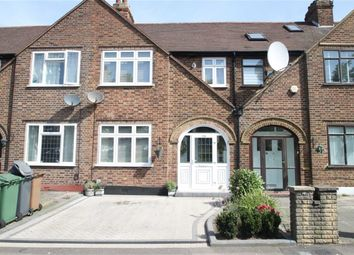 Thumbnail 3 bed terraced house for sale in New Road, London