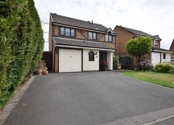 Thumbnail 4 bed detached house for sale in Turner Avenue, Lostock Hall, Preston, Lancashire