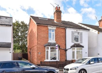 Thumbnail 3 bed semi-detached house for sale in Ecton Road, Addlestone, Surrey