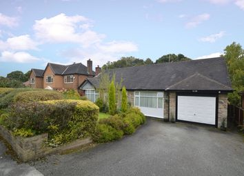 Thumbnail 3 bedroom bungalow for sale in Barnhill Avenue, Prestwich, Manchester