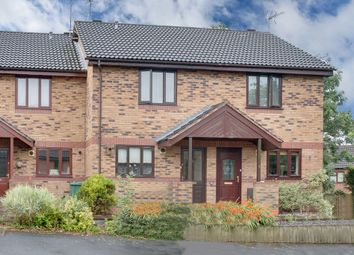 Thumbnail 2 bed terraced house for sale in Ashmores Close, Hunt End, Redditch