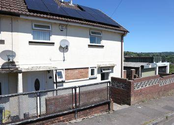 Thumbnail 2 bed semi-detached house for sale in Heol Bryn Selu, Swansea Road, Merthyr Tydfil