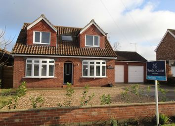 Thumbnail 5 bedroom bungalow for sale in Sutton Road, Wigginton, York