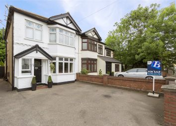 Thumbnail 3 bed semi-detached house for sale in Slewins Lane, Hornchurch
