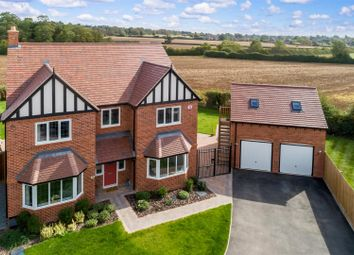 Thumbnail 5 bed detached house for sale in Buckingham Way, Stratford-Upon-Avon, Warwickshire
