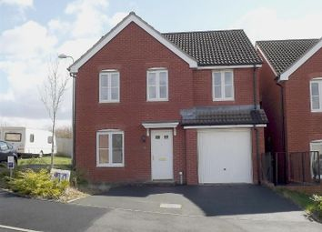 Thumbnail 4 bed detached house for sale in Dol Y Dderwen, Ammanford