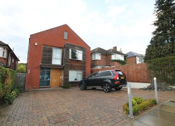 Thumbnail 5 bed detached house for sale in Edgwarebury Lane, Edgware, Middlesex.
