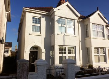 Thumbnail 3 bed semi-detached house for sale in St. Davids Avenue, Carmarthen, Carmarthenshire