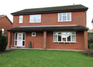 4 bed detached house for sale in Highgrove, Messingham, North Lincolnshire DN17