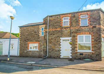 Thumbnail 3 bed end terrace house for sale in Queen Street, Tongwynlais, Cardiff