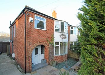 Thumbnail 3 bedroom property to rent in Fieldhead Road, Guiseley, Leeds