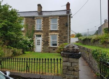 Thumbnail 2 bedroom link-detached house to rent in Twynybedw, Clydach, Swansea