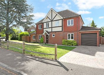Thumbnail 4 bed detached house for sale in Gateford Drive, Horsham, West Sussex