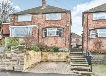 Thumbnail 2 bedroom semi-detached house for sale in Smithy Wood Crescent, Sheffield
