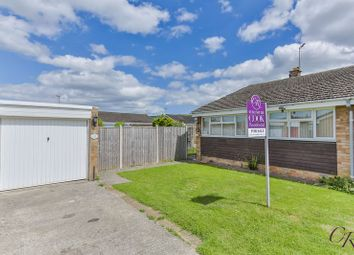 Thumbnail 2 bedroom semi-detached bungalow for sale in Kayte Close, Bishops Cleeve, Cheltenham