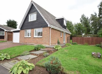 Thumbnail 3 bed detached house for sale in Cardon Drive, Biggar