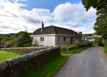 Thumbnail 3 bed detached bungalow for sale in Memorial Road, Tobermory, Isle Of Mull