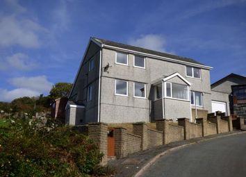 Thumbnail 4 bed detached house for sale in Garreg Frech, Llanfrothen, Penrhyndeudraeth, Gwynedd