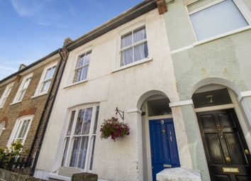 Thumbnail 2 bed terraced house for sale in Mauritius Road, Greenwich
