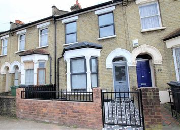 Thumbnail 4 bedroom terraced house for sale in Canning Road, London