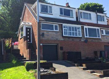 Thumbnail 4 bed semi-detached house for sale in Huntington Drive, Darwen, Lancashire