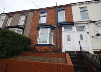 Thumbnail 2 bed terraced house for sale in Hargreave Terrace, Darlington