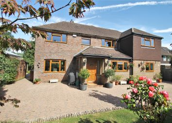 Thumbnail 5 bedroom detached house for sale in Park Road, Oxted