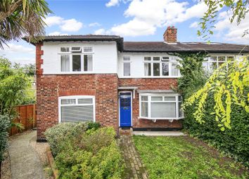 2 bed maisonette for sale in Courtlands Avenue, Kew, Surrey TW9