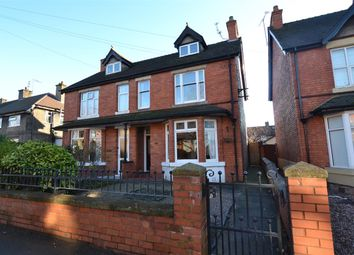 Thumbnail 4 bed semi-detached house for sale in Weston Road, Stafford