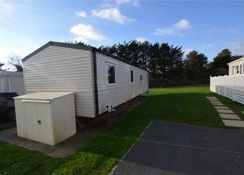 Thumbnail 2 bedroom mobile/park home for sale in Landscove Holiday Village, Gillard Road, Brixham