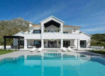 Thumbnail 7 bed villa for sale in Spain, Andalucía, Costa Del Sol, Marbella, Sierra Blanca / Nagüeles, Mrb10247