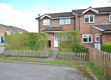 Thumbnail 2 bed end terrace house to rent in Upshire Gardens, The Warren, Bracknell