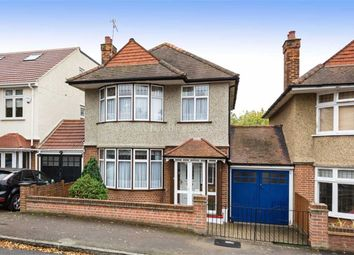 Thumbnail 3 bed detached house for sale in Parkland Road, Woodford Green