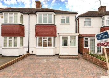 Thumbnail 3 bed end terrace house for sale in Bedford Road, Ruislip Gardens, Middlesex