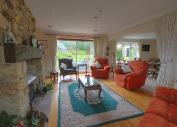 Thumbnail 4 bed detached house for sale in Moor Lane, Brighstone, Newport