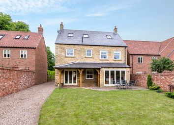 Thumbnail 5 bed detached house for sale in Buttery Lane, Teversal Village