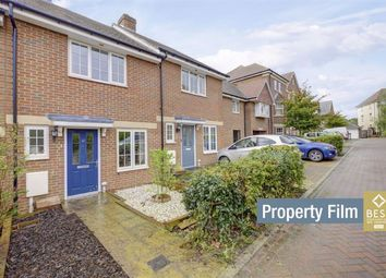 Thumbnail 2 bed terraced house for sale in Buckle Gardens, Hellingly, Hailsham