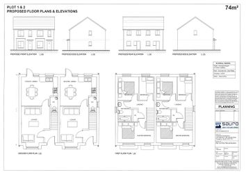 Thumbnail 3 bed semi-detached house for sale in Adjacent To 123, Waterloo Road, Penygroes, Llanelli, Carmarthenshire.