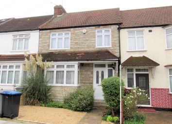 Thumbnail 3 bed terraced house for sale in Cranleigh Gardens, Kenton