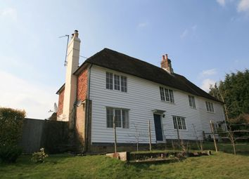 Thumbnail 3 bed semi-detached house to rent in Hartley Road, Cranbrook, Kent