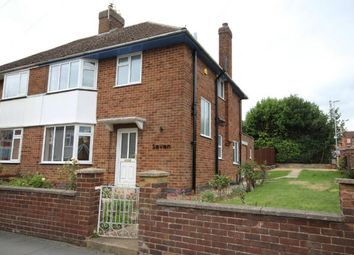 Thumbnail 3 bed semi-detached house to rent in Crispin Street, Rothwell