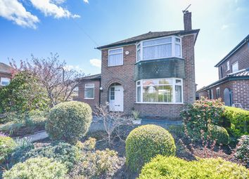 Thumbnail 3 bed detached house for sale in Wood Lane, Timperley, Altrincham