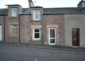 Thumbnail 1 bed terraced house to rent in Duchlage Road, Crieff