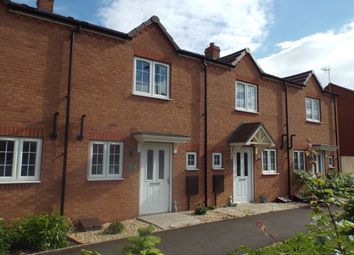 Thumbnail 2 bed terraced house for sale in Viburnum Walk, Evesham