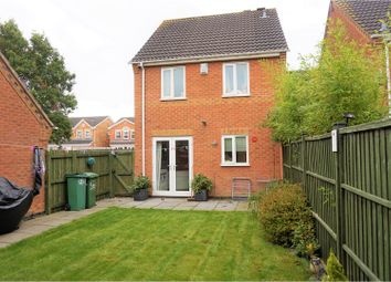 Thumbnail 3 bedroom detached house for sale in Wheatlands Drive, Countesthorpe