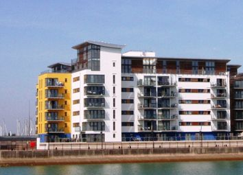 Thumbnail 3 bed flat to rent in Bimini Court, Midway Quay, Eastbourne