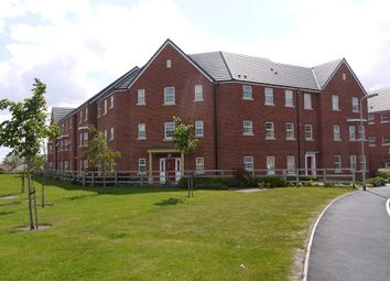 Thumbnail 2 bed flat to rent in John Wilkinson Court, Brymbo, Wrexham