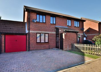 Thumbnail 3 bed semi-detached house for sale in Bates Close, George Green